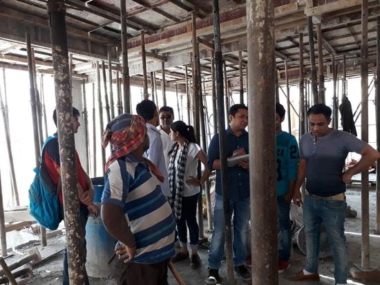 SITE SUPERVISOR COURSE IN DELHI